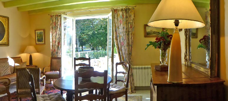 Discover your charming self-catering in Loches