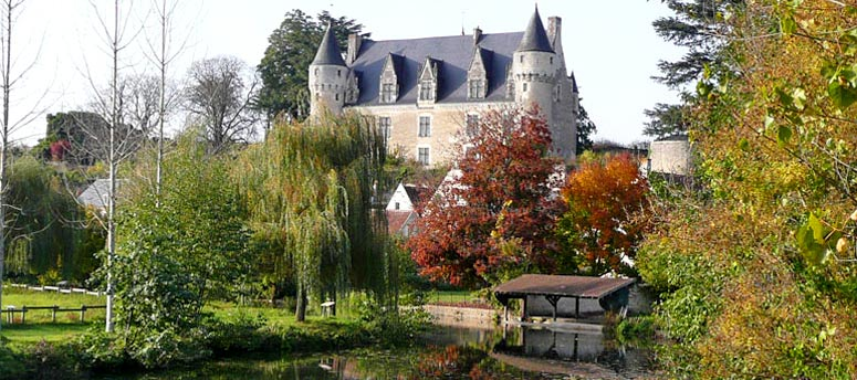 Points of interest in Loire Valley