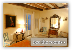 Bed and Breakfast rooms in Loire Valley