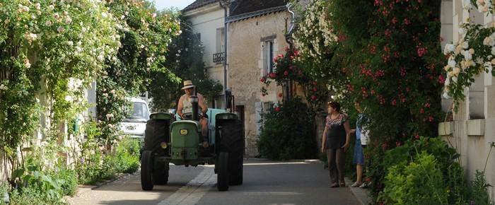bandeau tracteur